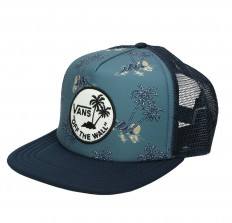 לצפייה במוצר VANS TRUCKER PATCH - BLUE MIRAGE HAWAII