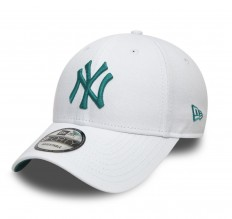 לצפייה במוצר NEW ERA 9FORTY YANKEES - WHITE/GREEN