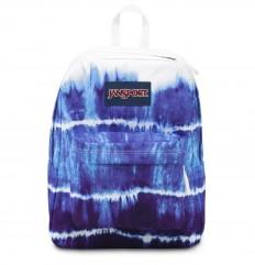 לצפייה במוצר JANSPORT BACKPACK - BLUE WASH DIP DYE