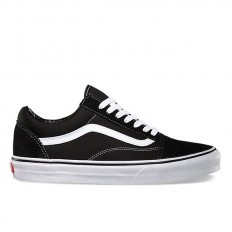 לצפייה במוצר VANS OLD SKOOL - BLACK/WHITE