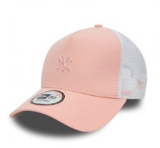 לצפייה במוצר NEW ERA TRUCKER - PASTEL PEACH YANKEES