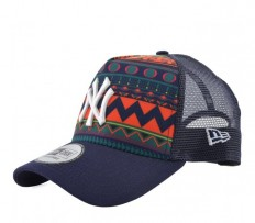 לצפייה במוצר NEW ERA TRUCKER - SUNNY YANKEES NAVY