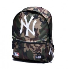 לצפייה במוצר NEW ERA BACKPACK - YANKEES CAMO