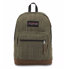 לצפייה במוצר JANSPORT RIGHT PACK - ARMY GREEN MELANGE