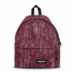 לצפייה במוצר EASTPAK PADDED PAK'R - MERLOT BLOCKS