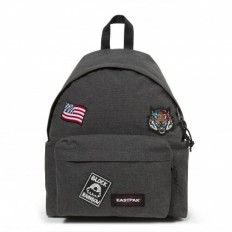 לצפייה במוצר EASTPAK PADDED PAK'R - BLACK PATCHED