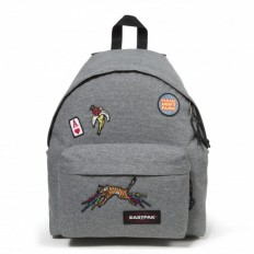 לצפייה במוצר EASTPAK PADDED PAK'R - GREY PATCH