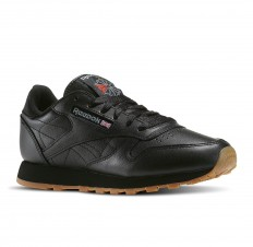 לצפייה במוצר REEBOK CLASSIC - LEATHER BLACK GUM