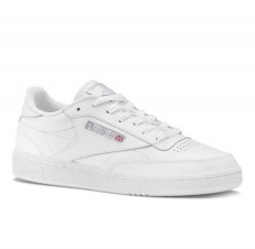 לצפייה במוצר REEBOK CLUB C 85 - WHITE LIGHT GREY
