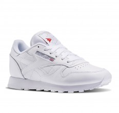 לצפייה במוצר REEBOK CL LEATHER - WHITE GREY