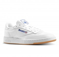 לצפייה במוצר REEBOK CLUB C 85 - WHITE ROYAL GUM
