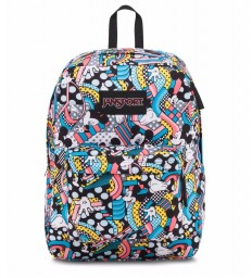 לצפייה במוצר JANSPORT DISNEY SUPERBREAK - ROLLERCOASTER