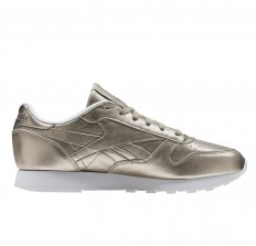 לצפייה במוצר REEBOK CLASSIC LEATHER - MELTED METAL