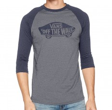 לצפייה במוצר VANS OTW RAGLAN - HEATHER GREY