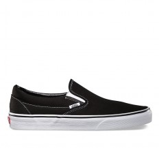 לצפייה במוצר VANS CLASSIC SLIP-ON - BLACK