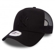 לצפייה במוצר NEW ERA NY YANKEES - A FRAME TRUCKER BLACK