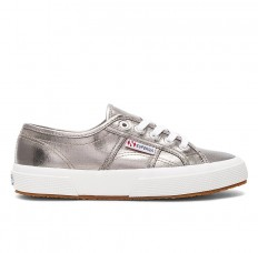 לצפייה במוצר SUPERGA 2750 COTMETU - GREY SILVER