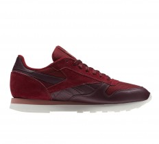 לצפייה במוצר REEBOK CLASSIC LEATHER RTW - DARK RED