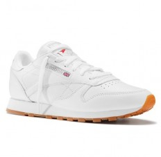 לצפייה במוצר REEBOK CLASSIC LEATHER WOMEN - WHITE/GUM