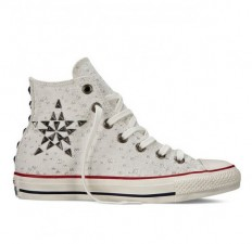 לצפייה במוצר ALL STAR CT HI - EGRET WHITE