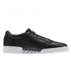 לצפייה במוצר REEBOK CLUB C 85 MEN - BLACK