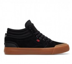 לצפייה במוצר DC SHOES EVAN SMITH HI S - BLACK/GUM