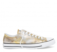 לצפייה במוצר CTAS WASHED METALLIC CANVAS OX - GOLD