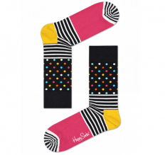 לצפייה במוצר HAPPY SOCKS - STRIPES & DOTS SOCK