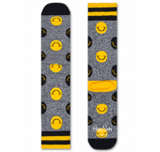 לצפייה במוצר HAPPY SOCKS - ATHLETIC SMILE SOCK