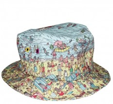 לצפייה במוצר BEACH PEOPLE BUCKET HAT