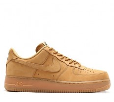 לצפייה במוצר AIR FORCE 1 '07 WB - FLAX-GUM LIGHT BROWN