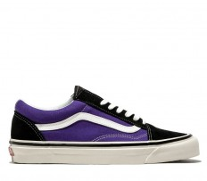 לצפייה במוצר OLD SKOOL 36 DX - BLACK/BRIGHT PURPLE