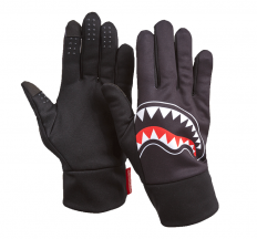 לצפייה במוצר SPRAYGROUND - BLACK SHARK MOUTH GLOVES