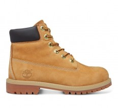 לצפייה במוצר TIMBERLAND 12909 JUNIORS - WHEAT NUBUCK