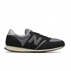 לצפייה במוצר NEW BALANCE U420KBG BLK/GREY - MAN