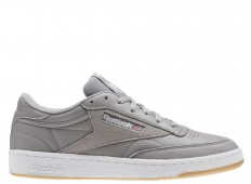 לצפייה במוצר REEBOK - CLUB C 85  POWDER GREY - MEN