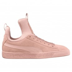 לצפייה במוצר PUMA - BASKET FIERCE - PEACH - WOMAN