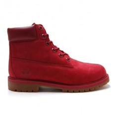 לצפייה במוצר TIMBERLAND - JUNIORS RED - WOMAN