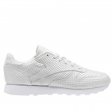 לצפייה במוצר REEBOK - CL LTHR CLOUD GREY - WOMAN