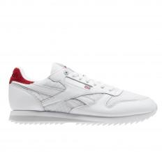 לצפייה במוצר REEBOK - CLUB LTHR HC WHITE/RED - MAN