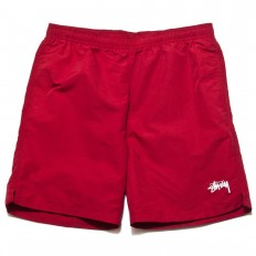 לצפייה במוצר STUSSY - STOCK WATER SHORT RED
