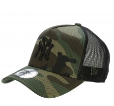 לצפייה במוצר NEW ERA - CAMO TEAM TRUCKER NEYYAN