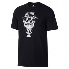 לצפייה במוצר CONVERSE TROPICAL SKULL TEE BLACK