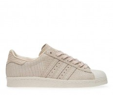 לצפייה במוצר ADIDAS - SUPERSTAR 80S LINEN - WOMAN