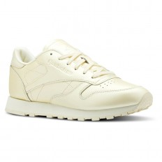 לצפייה במוצר REEBOK - CN5469 CL LTHR WASHED YELLOW