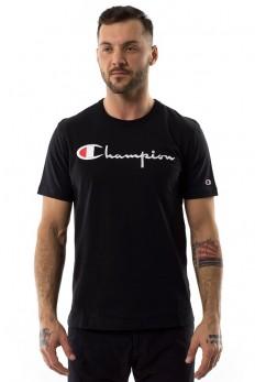 לצפייה במוצר CHAMPION CREWNECK CLASSIC T-SHIRT BLACK