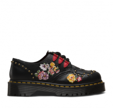 לצפייה במוצר DR MARTENS 1461 ROCK & ROLL BLACK