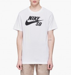 לצפייה במוצר NIKE SB DRI-FIT TEE WHITE
