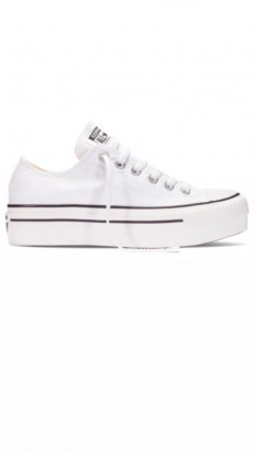 לצפייה במוצר CONVERSE ALL STAR WHITE