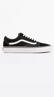 לצפייה במוצר VANS OLD SKOOL BLACK WHITE